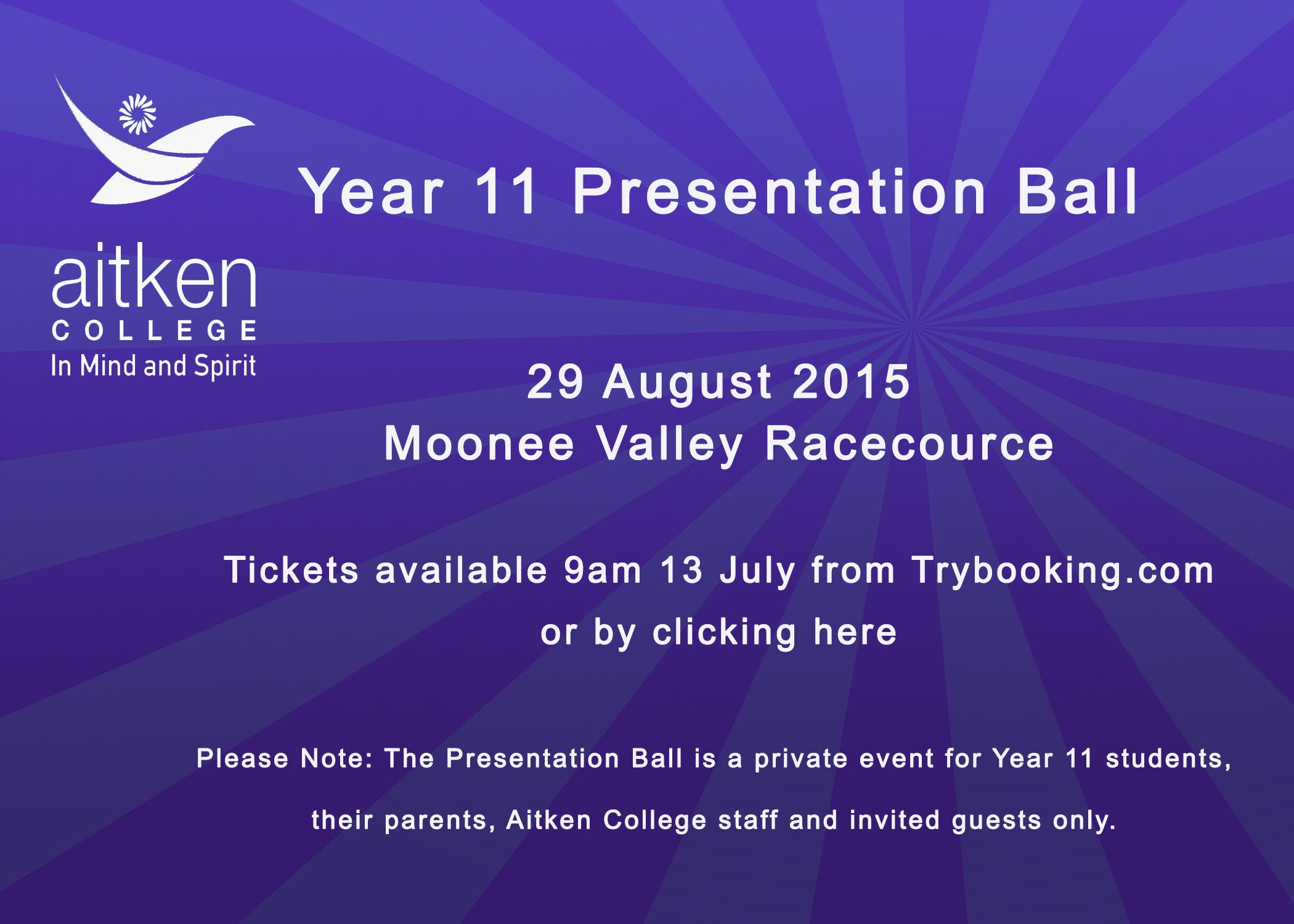 Presentation Ball